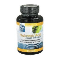 Neocell Hyaluronic Acid 100 mg Natures Moisturizer Capsules - 60 ea