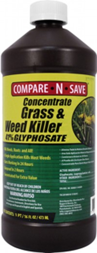 Ragan And Massey, Inc 41% glyphosate concentrate - pint, 12 ea