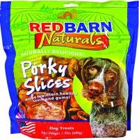 Redbarn Pet Products Inc porky slices - 1.5 lb, 8 ea