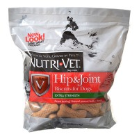 Nutri-Vet Wellness Llc D hip & joint level1 lg wafers - 6 lb, 1 ea