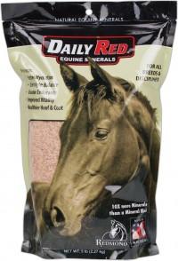 Redmond Minerals, Inc. redmond rock crushed salt for horses - 5 pound, 6 ea