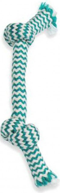 Mammoth Pet Products extra fresh 2 knot bone - 9 inch, 144 ea