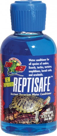 Zoo Med Laboratories Inc reptisafe instant terrarium water conditioner - 2.25 ounce, 144 ea