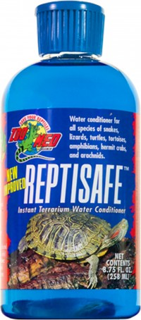 Zoo Med Laboratories Inc reptisafe instant terrarium water conditioner - 8.75 ounce, 72 ea