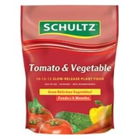 Schultz tomato vegetable slow release plant food 10-12-12 - 3.5lb, 6 ea