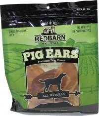 Redbarn Pet Products Inc pig ears natural - 10pk, 8 ea