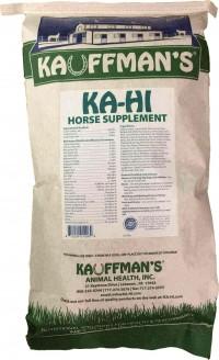 Dbc Agricultural Prdts ka hi horse supplement - 50 lb, 1 ea