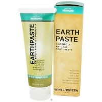 Redmond Earthpaste Amazingly Wintergreen Natural Toothpaste - 4 oz
