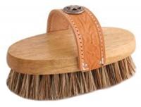 Desert Equestrian Inc legends union cowboy heavy grooming brush - 7.5 inch, 12 ea
