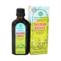 NatureWorks Swedish Bitters herbal extract for digestion - 3.38 oz