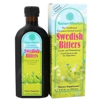 NatureWorks Swedish Bitters dietary supplement liquid - 8.45 oz