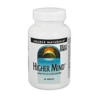 Higher mind tablets supports concentration - 60 ea