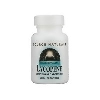 Source Naturals Lycopene 5 mg softgels - 30 ea