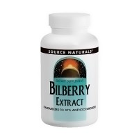 Source Naturals Bilberry Extract 50 mg Tablets - 120 ea