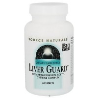 Liver guard N-acetyl cysteine complex tablets - 60 ea
