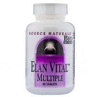 Source Naturals Elan Vital Multiple tablets - 30 ea