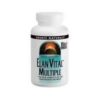 Source Naturals Elan vital multiple tablets - 90 ea