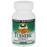 Source Naturals turmeric extract tablets - 100 ea