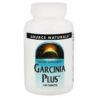 Garcinia plus tablets, dietary supplement - 120 ea