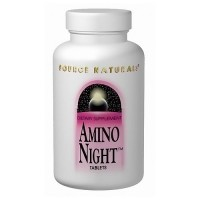 Source Naturals Amino night capsules, Amino acid formula - 60 ea
