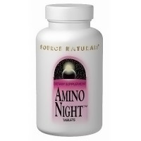Source Naturals Amino acid formula Amino night tablets - 60 ea