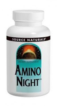 Source Naturals Amino acid formula Amino night tablets - 120 ea