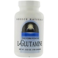 L-Glutamine free form 100 gm powder - 3.53 oz