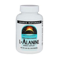 Source Naturals L-Alanine powder  - 100 gm