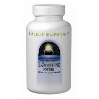 L-Ornithine free form powder, amino acid supplement - 100 gm