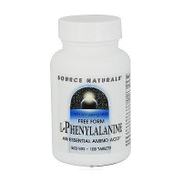 L-Phenylalanine essential free from amino acid 500 mg tablets - 100 ea