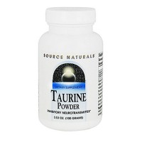 Source Naturals Taurine 100 gm powder - 3.53 oz