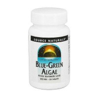 Source Naturals Blue-Green algae 500 mg tablets - 50 ea