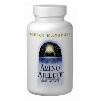 Source Naturals Amino Athlete 1000 mg tablets - 100 ea