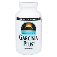 Source Naturals Garcinia plus dietary supplement tablets - 240 ea