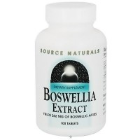 Source Naturals Boswellia Extract 262 mg tablets - 100 ea