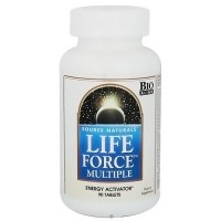 Source Naturals Life force multiple tablets - 90 ea