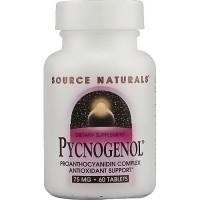 Source Naturals Pycnogenol 75 mg tablets - 60 ea