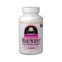 Source Naturals Heart science tablets - 30 ea