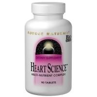 Source Naturals Heart Science tablets - 90 ea