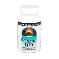 Source Naturals Coenzyme Q10 100 mg capsules - 90 ea
