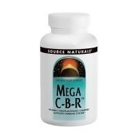 Source Naturals Mega C-B-R vitamin C and Bioflavonoid Complex tablets - 250 ea