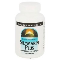 Source Naturals Silymarin plus tablets supports liver health - 120 ea