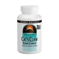 Source Naturals Cats claw defense complex tablets - 60 ea