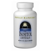 Source Naturals Pure inositol crystals - 4 oz
