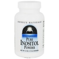 Pure Inositol powder, dietary supplement - 4 oz