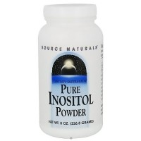 Pure Inositol powder for sports nutrition and quick reflexes - 8 oz