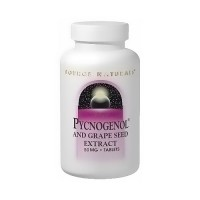 Source Naturals Pycnogenol and grape seed extract 50 mg tablets - 30 ea