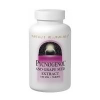 Pycnogenol and grape seed extract 100 mg tablets - 30 ea