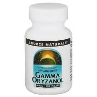 Source Naturals Gamma oryzanol athletic series 60 mg tablets - 200 ea