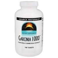 Source Naturals Garcinia 1000 tablets - 180 ea